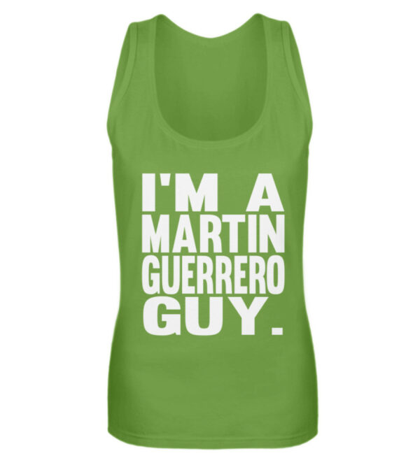 Martin Guerrero Guy Girlie Tank-Top - Frauen Tanktop-1646