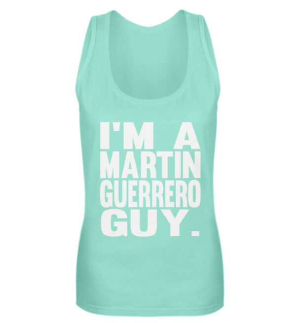 Martin Guerrero Guy Girlie Tank-Top - Frauen Tanktop-657