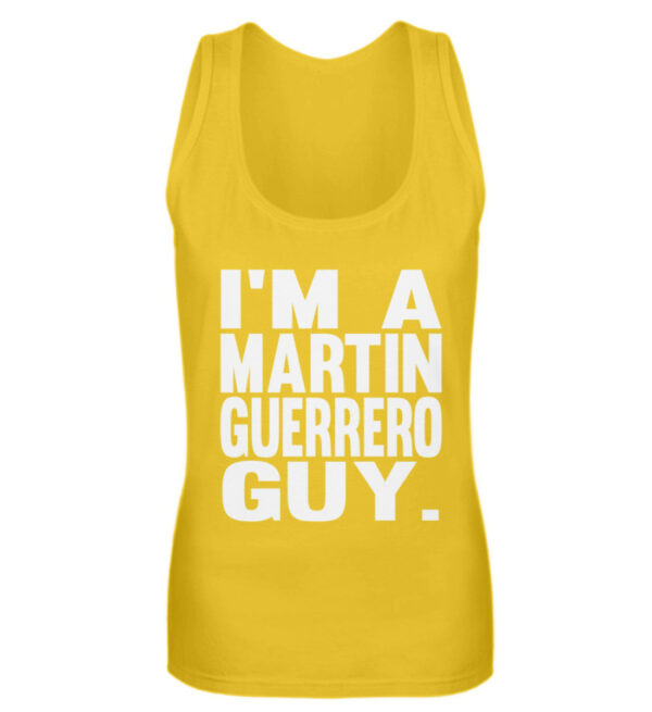 Martin Guerrero Guy Girlie Tank-Top - Frauen Tanktop-3201