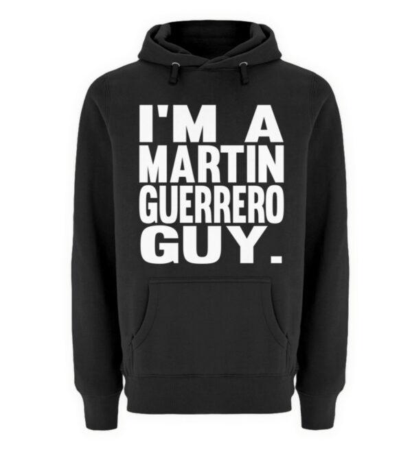Martin Guerrero Guy - Unisex Premium Kapuzenpullover-16