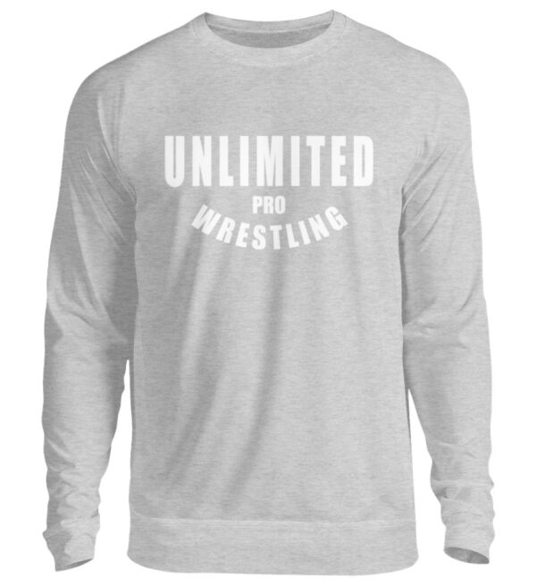 Unlimited PRO Sweatshirt - Unisex Pullover-17