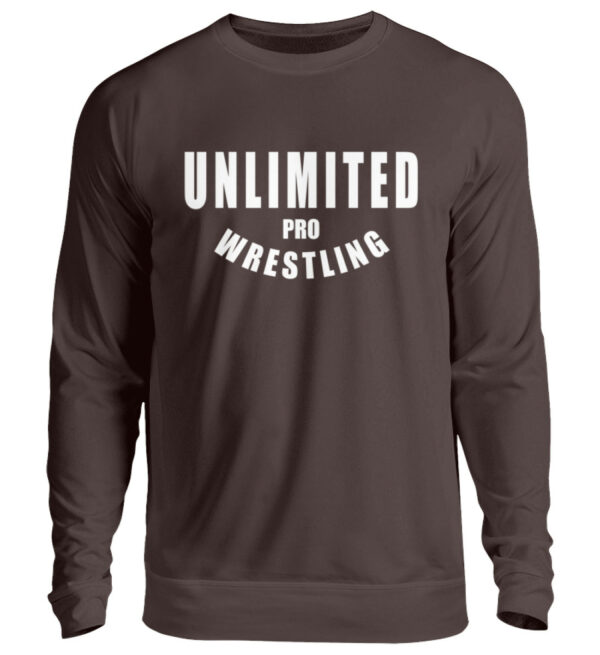 Unlimited PRO Sweatshirt - Unisex Pullover-1604
