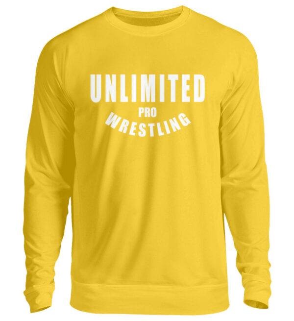 Unlimited PRO Sweatshirt - Unisex Pullover-1774