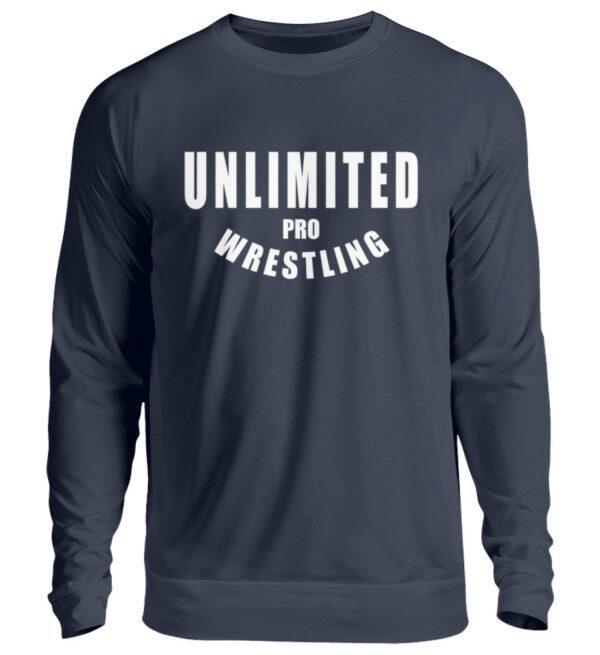 Unlimited PRO Sweatshirt - Unisex Pullover-1698