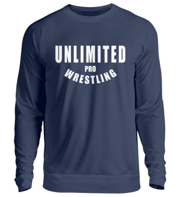 Unlimited PRO Sweatshirt - Unisex Pullover-1676