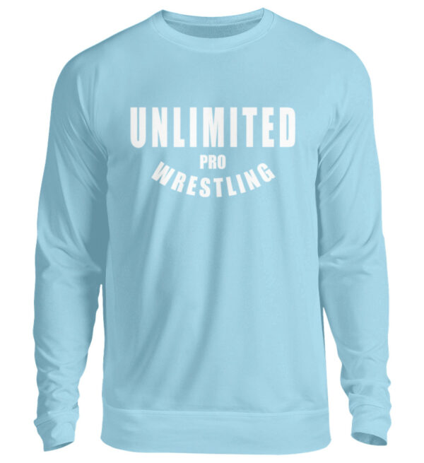 Unlimited PRO Sweatshirt - Unisex Pullover-674