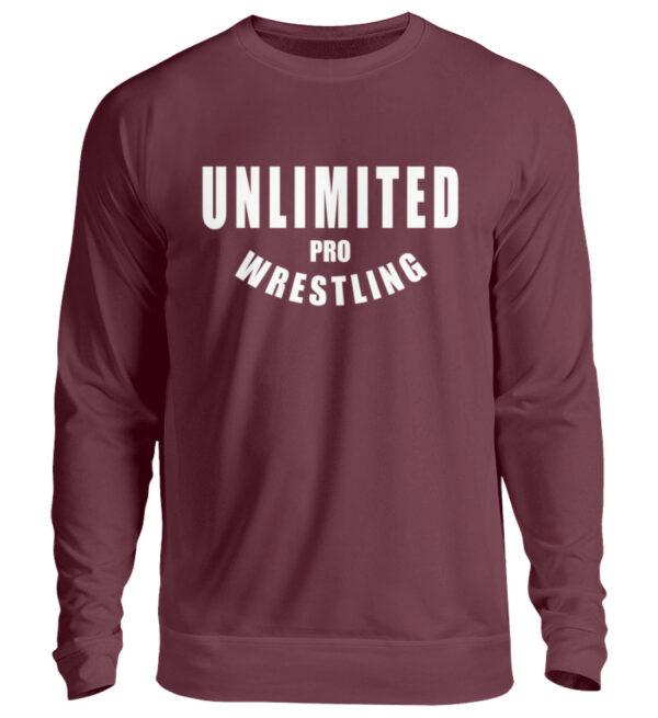 Unlimited PRO Sweatshirt - Unisex Pullover-839