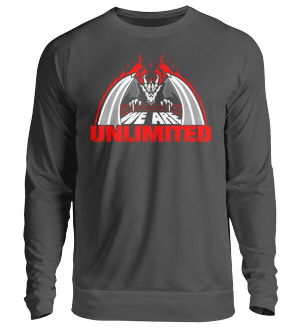 Unlimited Dragon Sweatshirt - Unisex Pullover-1768