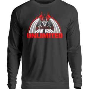 Unlimited Dragon Sweatshirt - Unisex Pullover-1624
