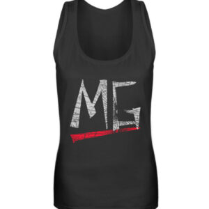 MG Glas Logo Girlie Tank-Top - Frauen Tanktop-16