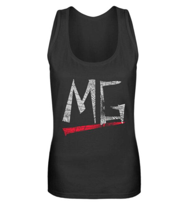 MG Glas Logo Girlie Tank-Top - Frauen Tanktop-16