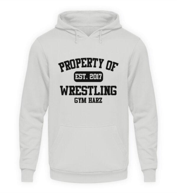 Property Wrestling Gym Hoodie - Unisex Kapuzenpullover Hoodie-23