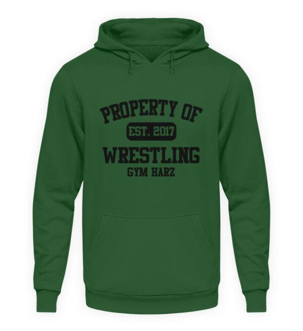 Property Wrestling Gym Hoodie - Unisex Kapuzenpullover Hoodie-833