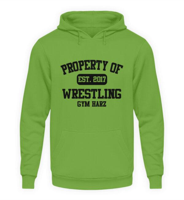 Property Wrestling Gym Hoodie - Unisex Kapuzenpullover Hoodie-1646