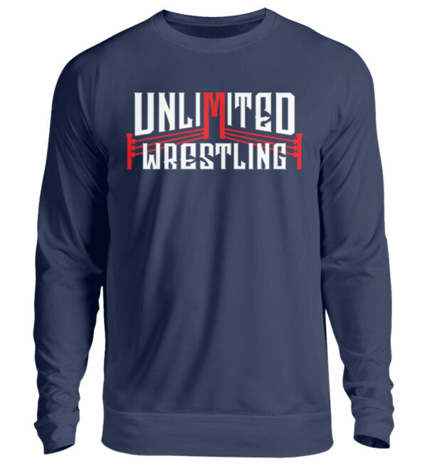 Unlimited Logo Sweatshirt - Unisex Pullover-1676