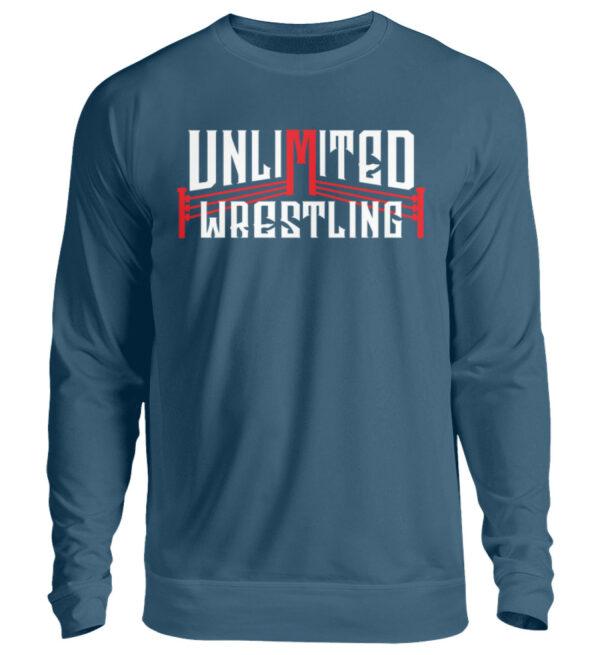 Unlimited Logo Sweatshirt - Unisex Pullover-1461