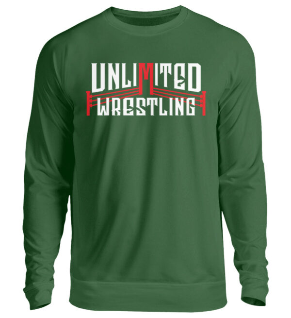 Unlimited Logo Sweatshirt - Unisex Pullover-833