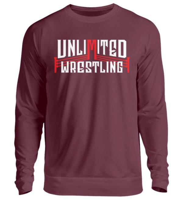 Unlimited Logo Sweatshirt - Unisex Pullover-839