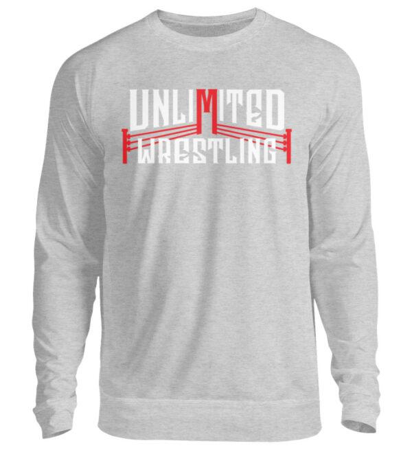 Unlimited Logo Sweatshirt - Unisex Pullover-17
