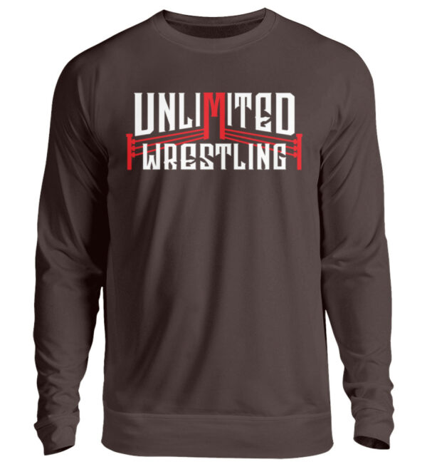Unlimited Logo Sweatshirt - Unisex Pullover-1604