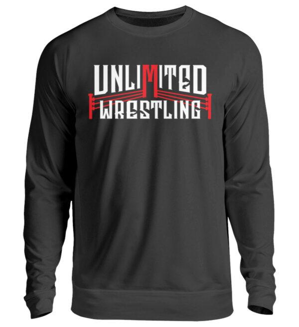 Unlimited Logo Sweatshirt - Unisex Pullover-1624