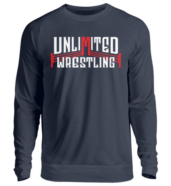 Unlimited Logo Sweatshirt - Unisex Pullover-1698