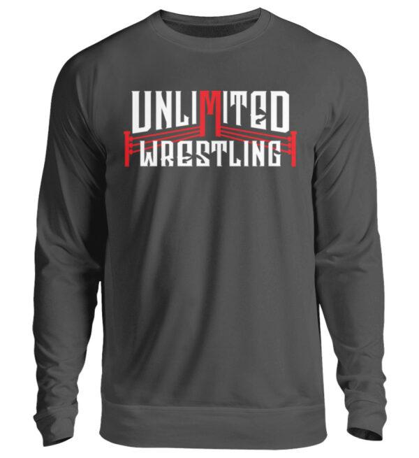 Unlimited Logo Sweatshirt - Unisex Pullover-1768