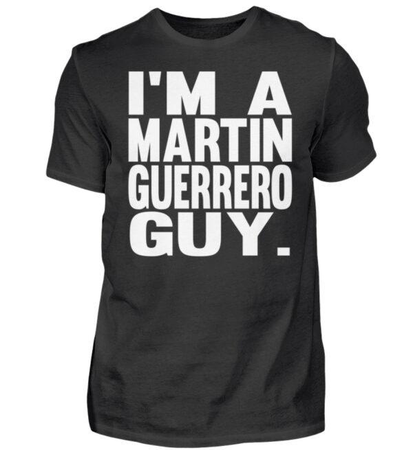Martin Guerrero Guy - Herren Shirt-16