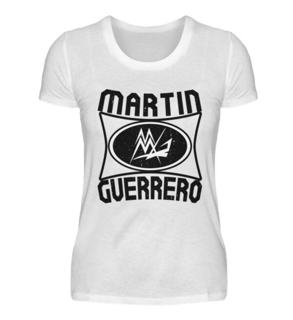 Martin Guerrero Oval Girlie - Damenshirt-3