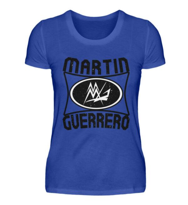 Martin Guerrero Oval Girlie - Damenshirt-2496
