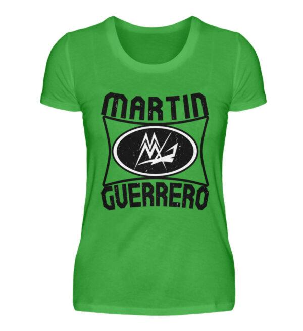 Martin Guerrero Oval Girlie - Damenshirt-2468