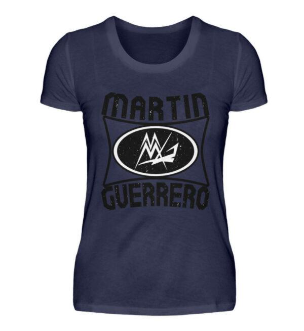 Martin Guerrero Oval Girlie - Damenshirt-198