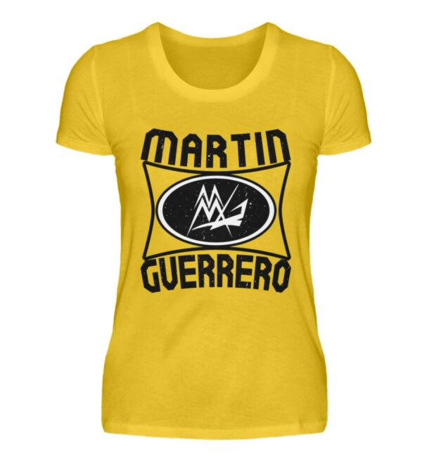 Martin Guerrero Oval Girlie - Damenshirt-3201