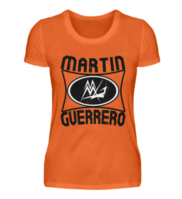 Martin Guerrero Oval Girlie - Damenshirt-1692