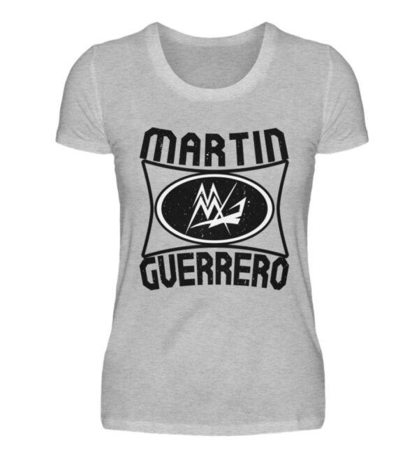 Martin Guerrero Oval Girlie - Damenshirt-17