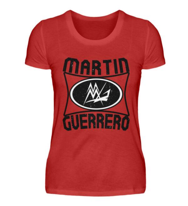 Martin Guerrero Oval Girlie - Damenshirt-4