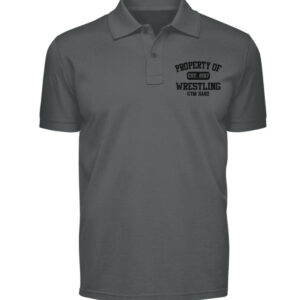 Property Wrestling Gym Harz - Polo Shirt-70