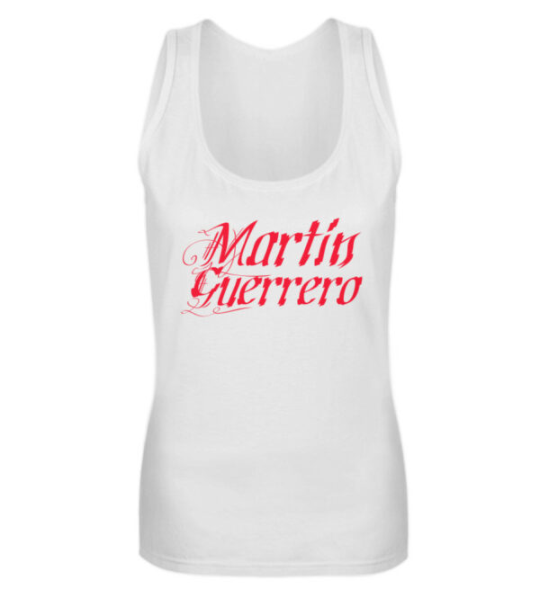 Martin Guerrero Latino Girlie Tank-Top - Frauen Tanktop-3
