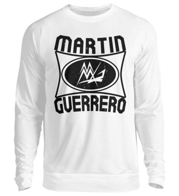 Martin Guerrero Oval Sweatshirt - Unisex Pullover-1478