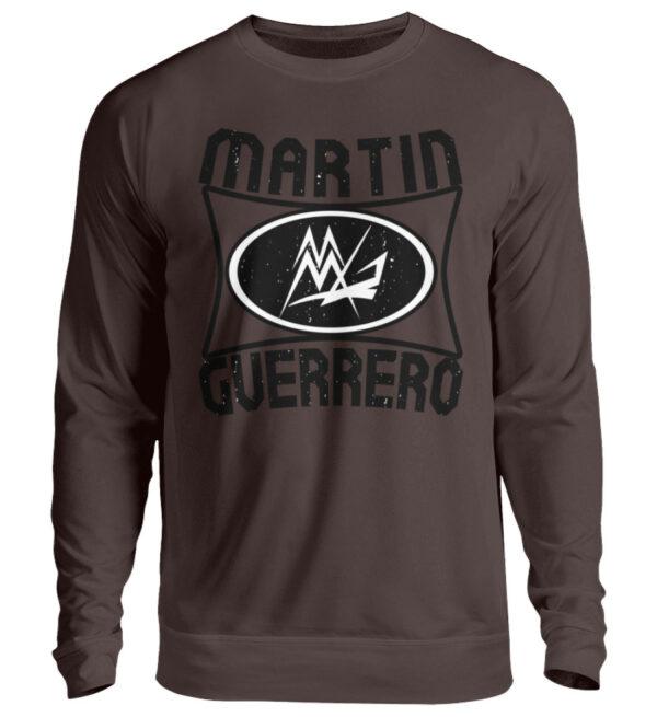 Martin Guerrero Oval Sweatshirt - Unisex Pullover-1604