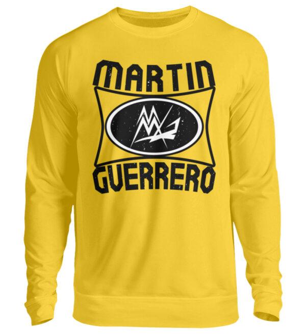 Martin Guerrero Oval Sweatshirt - Unisex Pullover-1774