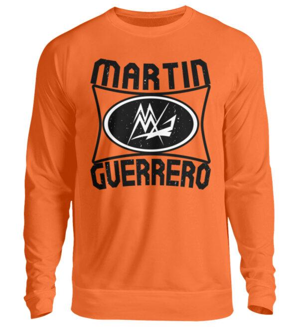 Martin Guerrero Oval Sweatshirt - Unisex Pullover-1692