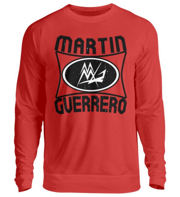 Martin Guerrero Oval Sweatshirt - Unisex Pullover-1565