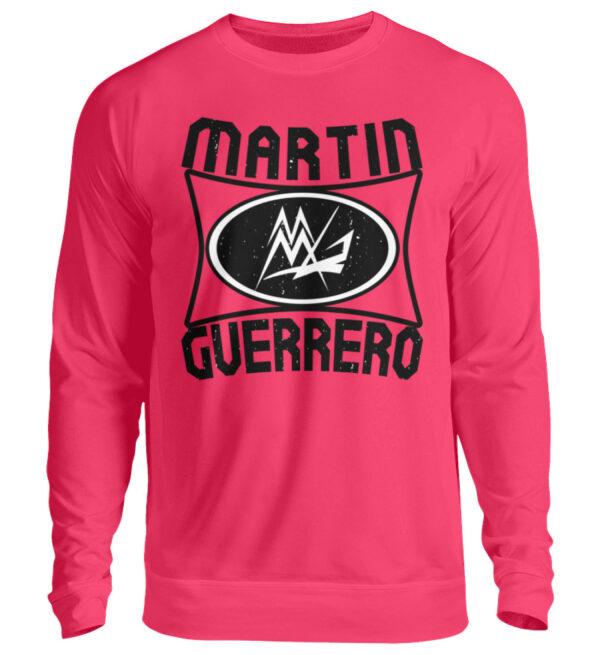 Martin Guerrero Oval Sweatshirt - Unisex Pullover-1610
