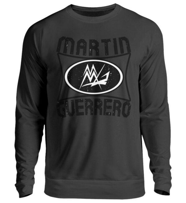 Martin Guerrero Oval Sweatshirt - Unisex Pullover-1624