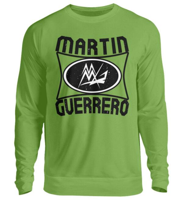 Martin Guerrero Oval Sweatshirt - Unisex Pullover-1646