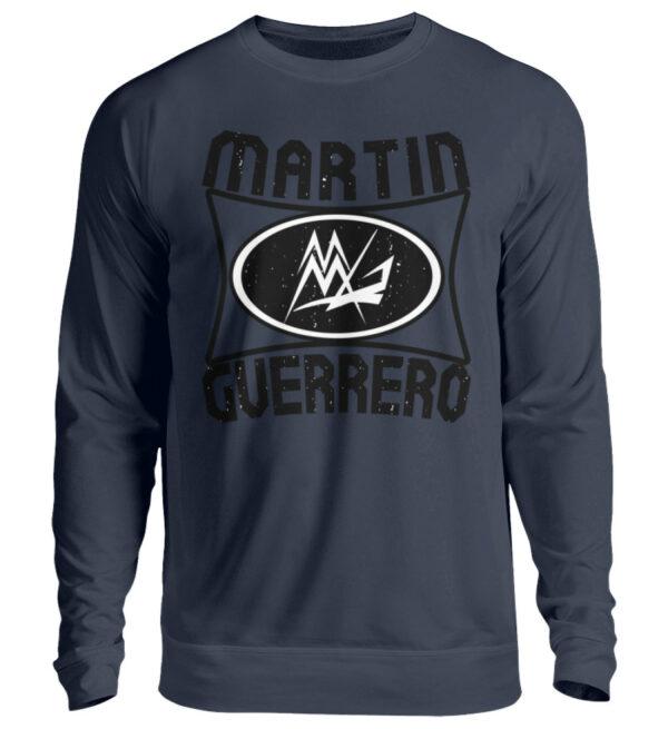 Martin Guerrero Oval Sweatshirt - Unisex Pullover-1698