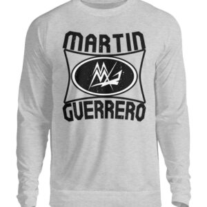 Martin Guerrero Oval Sweatshirt - Unisex Pullover-17