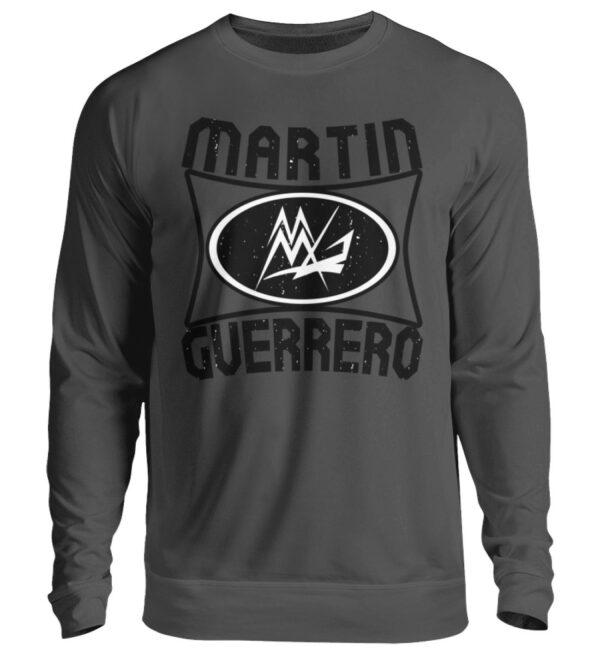 Martin Guerrero Oval Sweatshirt - Unisex Pullover-1768