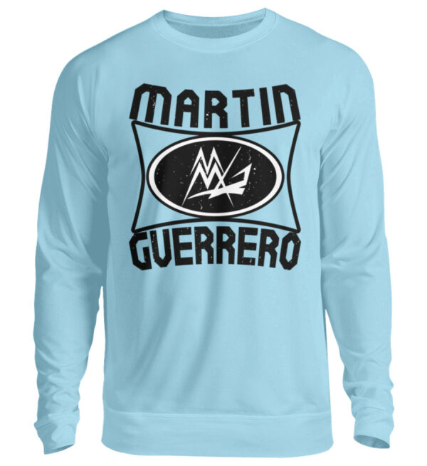 Martin Guerrero Oval Sweatshirt - Unisex Pullover-674